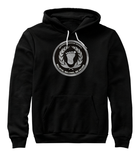 NCS Official Canvas Cotton-Poly Hoodie