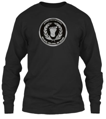 NCS Official Long Sleeve Shirt