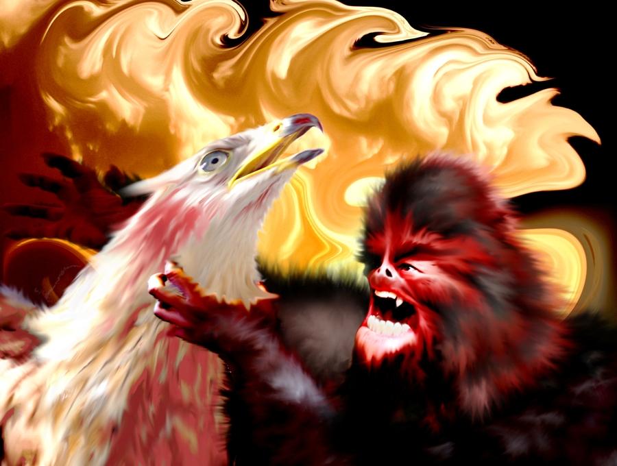 Sasquatch v Thunderbird featured image