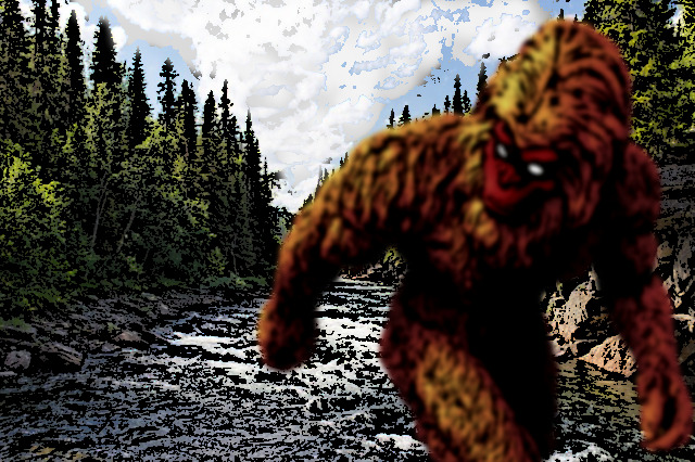 river bigfoot