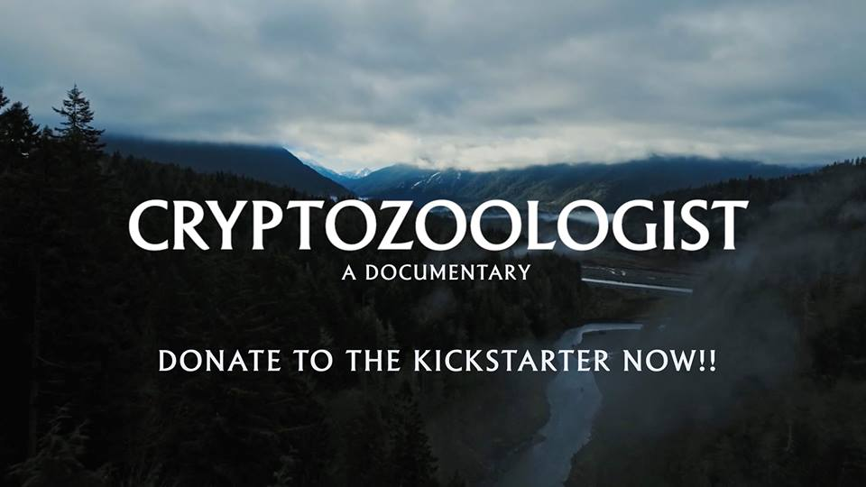 cryptozoologist donate