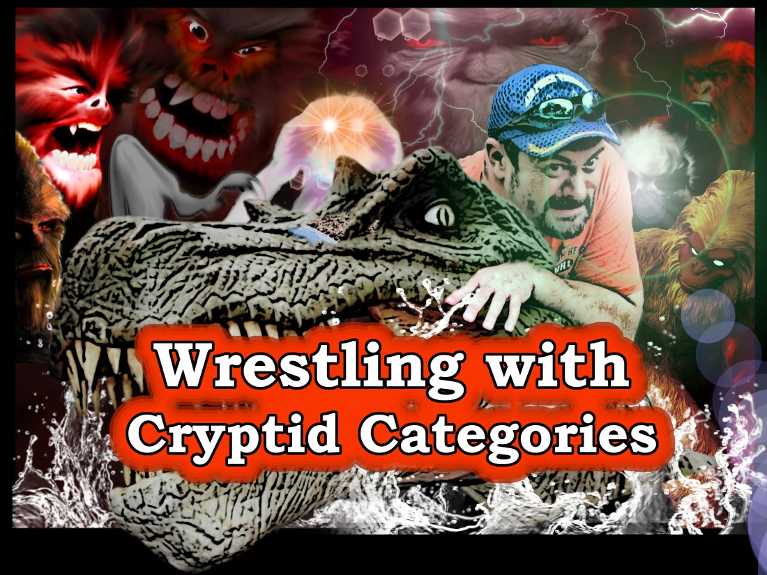 Wrestling with Cryptid Categories