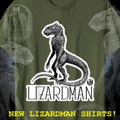 LIZARDMAN AD