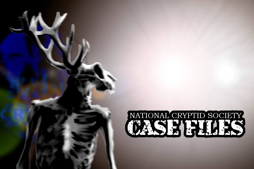 CASE FILES skull deer thing